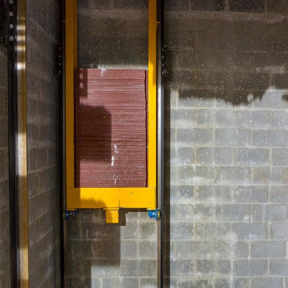 G Tech 3 Hm Mrl Elevator Installation Project Cliffside