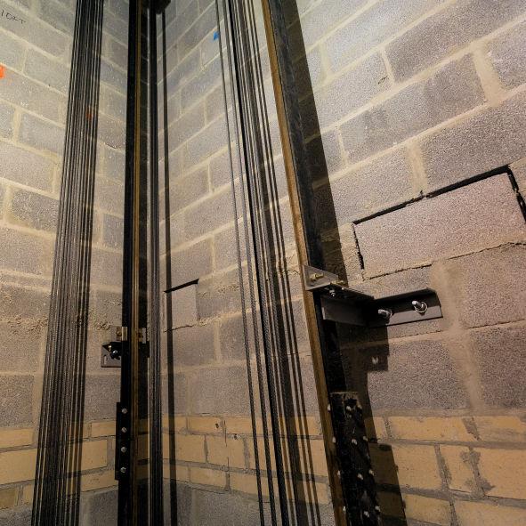 Elevator Installation Manual : G tech hm mrl elevator installation project cliffside
