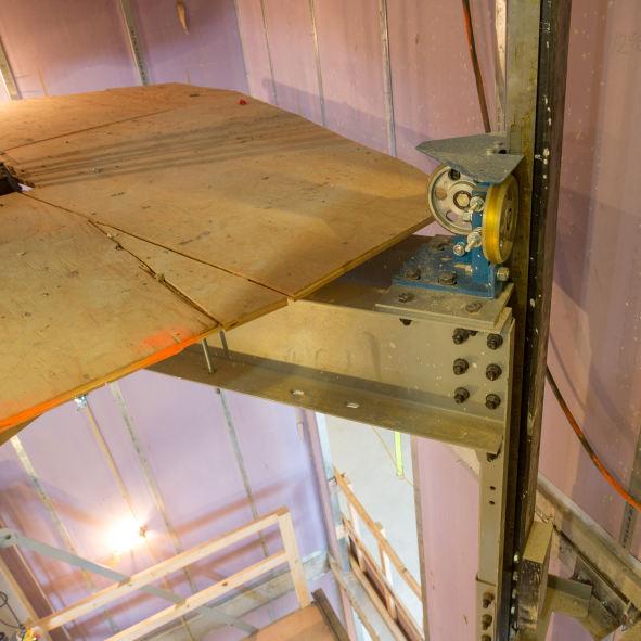 Elevator Installation Manual : New york city ny overhead traction elevator installation