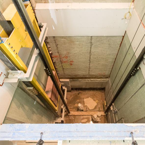 The New York City Elevator Contractors G Tech Elevator