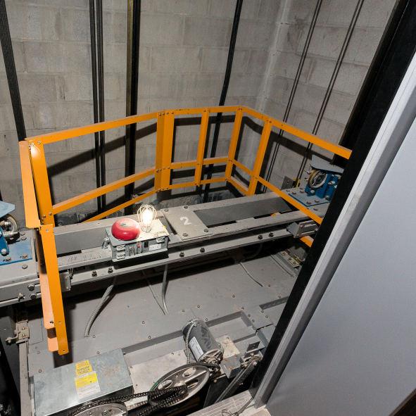 G Tech Hm Mrl Elevator Installation Project Brooklyn Ny