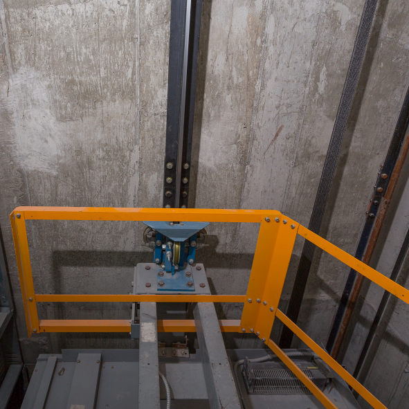 G Tech 1 Hm Mrl Elevator Installation Project New York