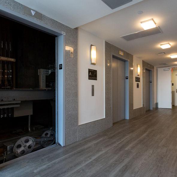 G Tech Hotel Elevator Installation Project Riu Plaza Times